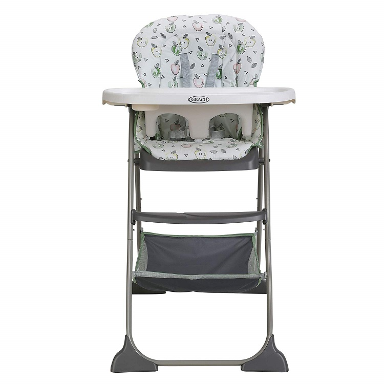 How To Fold A Graco High Chair