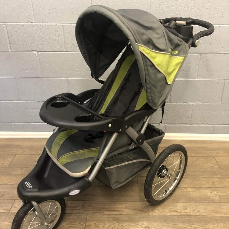 How To Fold A Baby Trend Stroller