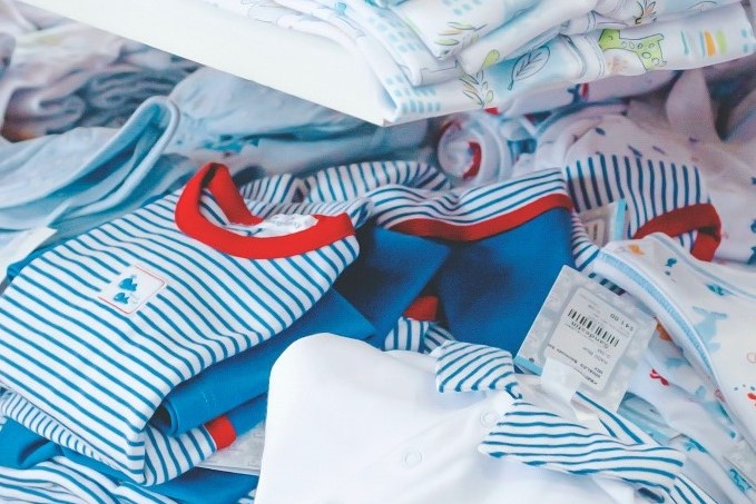 How To Wash Baby Clothes For The First Time